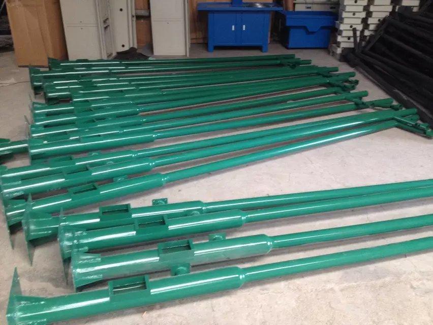 小区监控立杆 小区立杆价格 小区监控立杆生产厂家