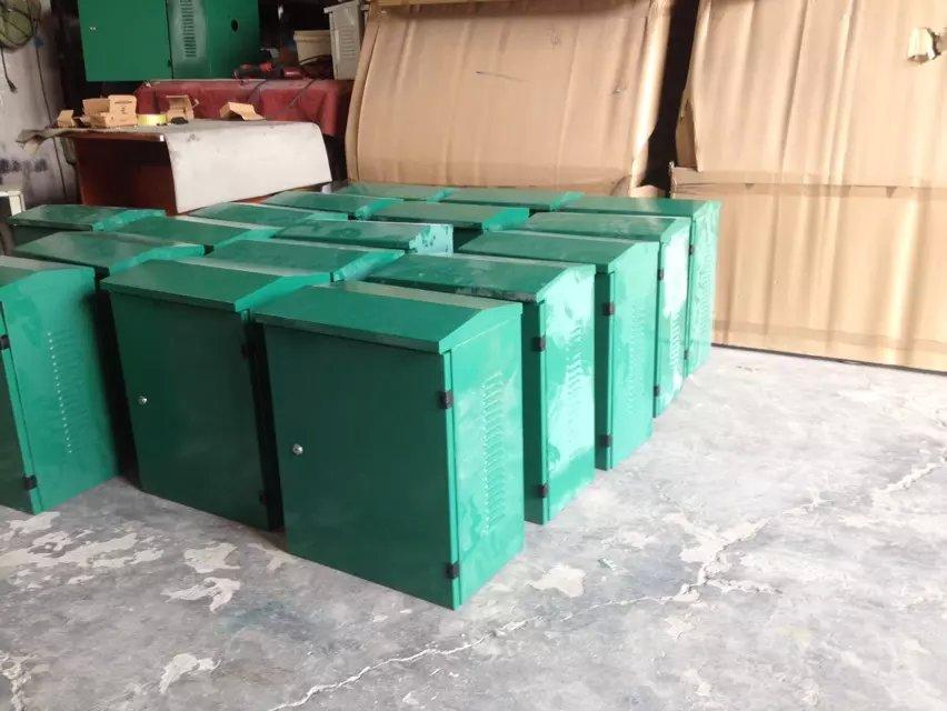 监控立杆箱规格,室外防水箱价格,立杆防水箱